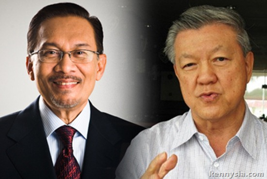 Heck, even Chua Soi Lek pointed his finger to Anwar urging him to admit his ...