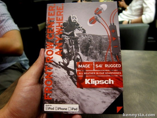 I Was Given Review Units Of Their First Ceramic Earphones The Klipsch Image X7i As Well New Rugged Version Best Ing S4i