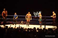 kennysia com Mobile: WWE Smackdown Summerslam Tour Singapore