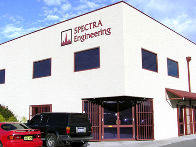 Spectra building