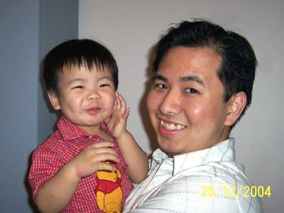 Jayden and Kenny