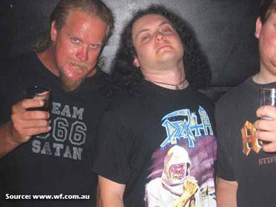 Heavy Metal Fans