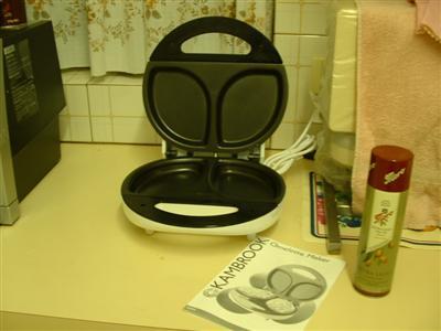 Omelette Maker Oil Wells