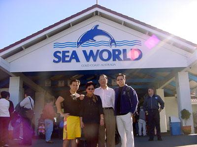 Sea World, Gold Coast, Australia