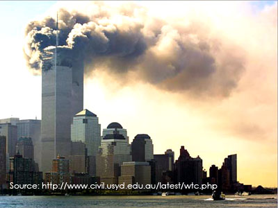 September 11th Terrorist Attack