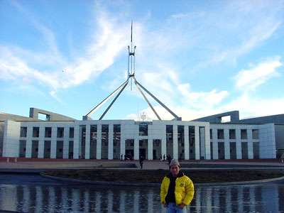 The Australian Parliament House