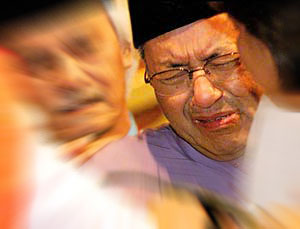 Don't cry for me Malaysia...