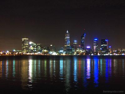 Goodbye Perth
