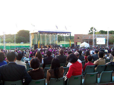 Curtin University of Technology Graduation Ceremony