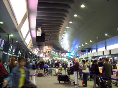 Perth International Airport