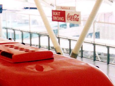 Coca-Cola Bukit Bintang Station