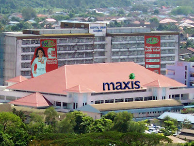 Celcom Sarawak Police Station
