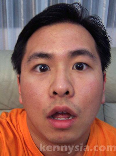 Me as Huai Bin