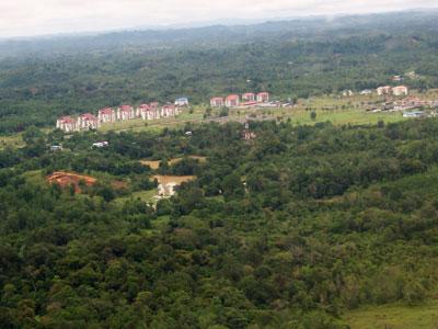 Sibu Aerial Shot