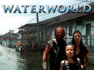 Sibu, Waterworld