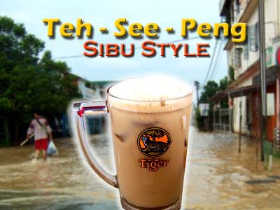 Sibu, Teh Ais