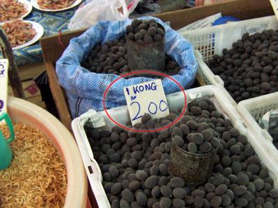 Sibu Markets