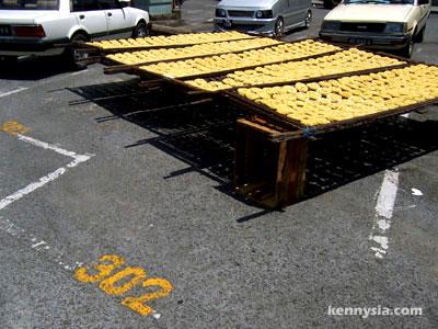 Noodles parking