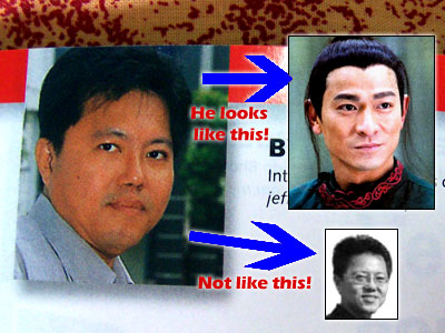 Jeff Ooi comparison