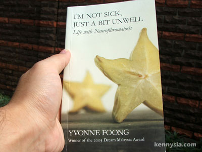 Yvonne's book