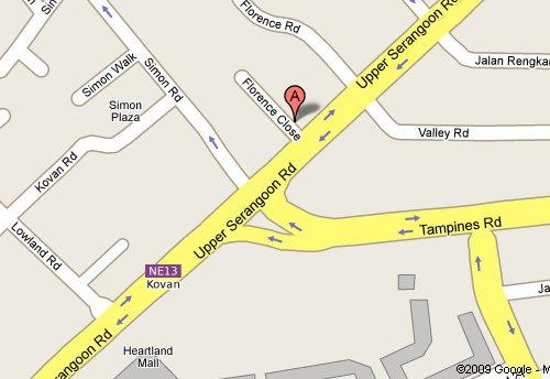 965 Upper Serangoon Road - Google Maps 7012009 33516 PM